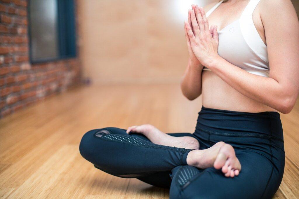 Спорт, йога - як позбавитися вигорання